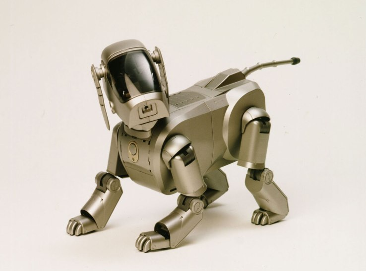 Sony Corporation Announces The Launch Of The Dog Shaped Autonomous Robot Called Aibo That Can Expr