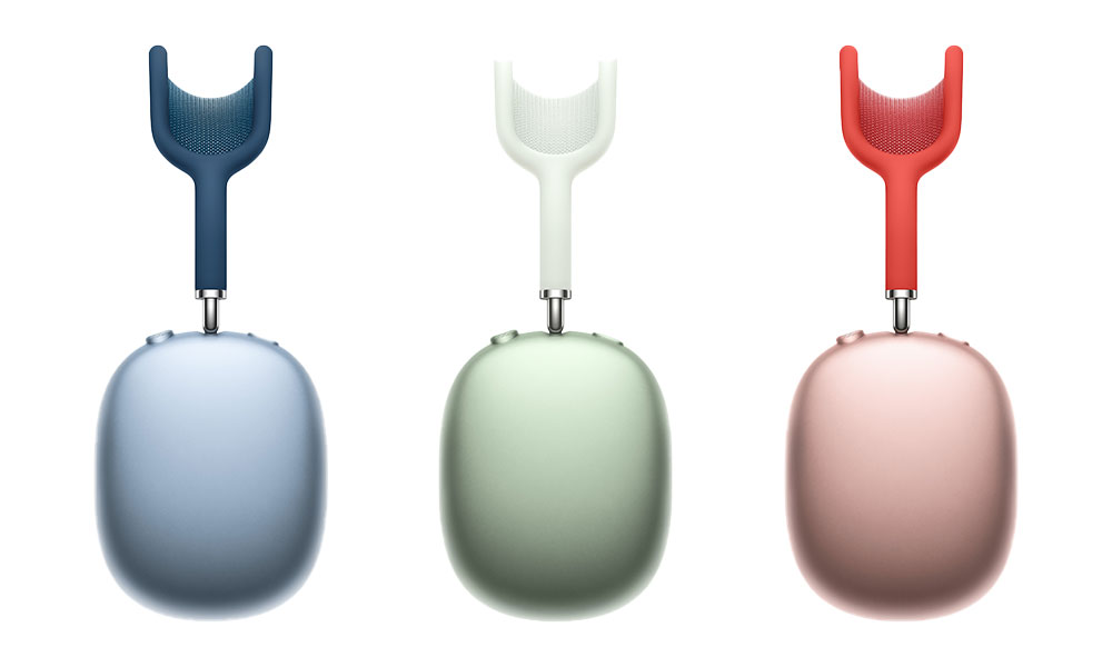 AirPods Max Colours